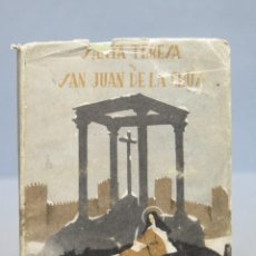 Livros em segunda mão: 1948.- POESIAS. SANTA TERESA. SAN JUAN DE LA CRUZ. AFRODISIO AGUADO. Lote 153716674