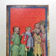 Libros de segunda mano: JOSÉ Y SUS HERMANOS, CÓDICE MEDIEVAL ILUMINADO (S. XII), LIBRO DE ARTE. Lote 153730914