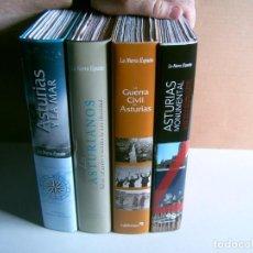 Libros de segunda mano: LOTE DE LIBROS DE ASTURIAS. Lote 153844654