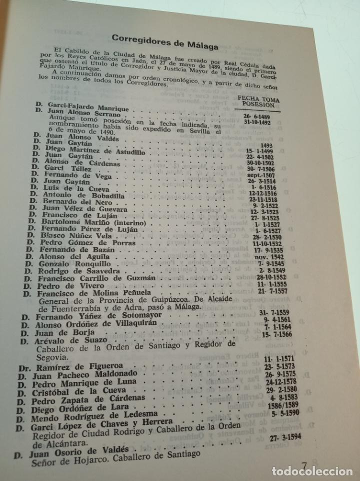 Libros de segunda mano: CATÁLOGO GENERAL DE MÁLAGA - JOSÉ LUIS ESTRADA Y SEGALERVA -FIRMADO Y DEDICADO - MÁLAGA - 1973 - - Foto 4 - 153844954