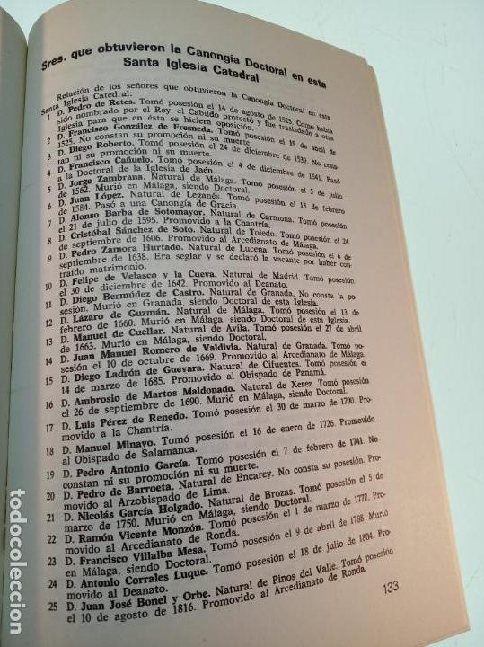Libros de segunda mano: CATÁLOGO GENERAL DE MÁLAGA - JOSÉ LUIS ESTRADA Y SEGALERVA -FIRMADO Y DEDICADO - MÁLAGA - 1973 - - Foto 8 - 153844954
