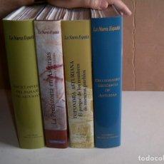 Libros de segunda mano: LOTE DE LIBROS DE ASTURIAS. Lote 153845090