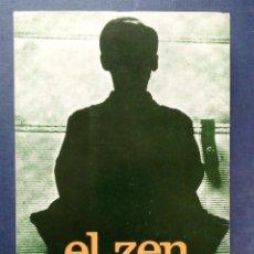 Libros de segunda mano: EL ZEN - H. M. ENOMIYA LASALLE - MENSAJERO 1981. Lote 153881822