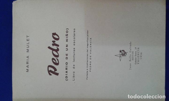 Libros de segunda mano: DELEGACION PEÑAS LEVANTINAS - MARIA MULLET 1956 - Foto 4 - 153894458