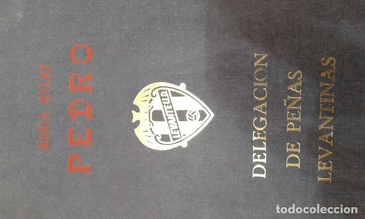 DELEGACION PEÑAS LEVANTINAS - MARIA MULLET 1956 (Libros de Segunda Mano - Bellas artes, ocio y coleccionismo - Otros)