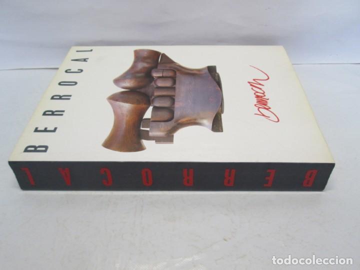 Libros de segunda mano: ANTOLOGIA BERROCAL 1955-1984. MINISTERIO DE CULTURA. 1984. VER FOTOGRAFIAS ADJUNTAS - Foto 2 - 153911642