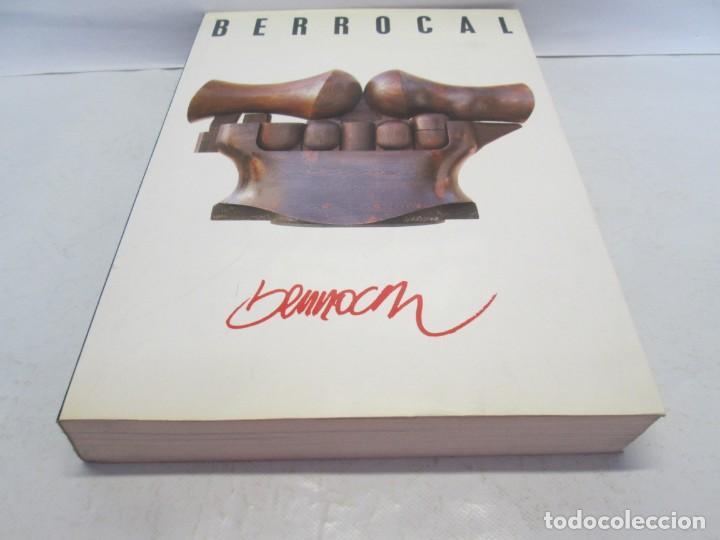 Libros de segunda mano: ANTOLOGIA BERROCAL 1955-1984. MINISTERIO DE CULTURA. 1984. VER FOTOGRAFIAS ADJUNTAS - Foto 3 - 153911642