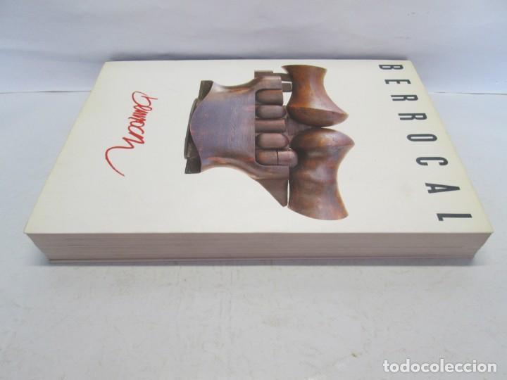 Libros de segunda mano: ANTOLOGIA BERROCAL 1955-1984. MINISTERIO DE CULTURA. 1984. VER FOTOGRAFIAS ADJUNTAS - Foto 4 - 153911642