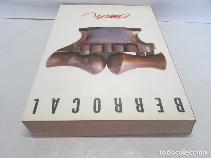 Libros de segunda mano: ANTOLOGIA BERROCAL 1955-1984. MINISTERIO DE CULTURA. 1984. VER FOTOGRAFIAS ADJUNTAS - Foto 5 - 153911642