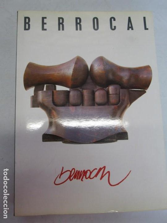 Libros de segunda mano: ANTOLOGIA BERROCAL 1955-1984. MINISTERIO DE CULTURA. 1984. VER FOTOGRAFIAS ADJUNTAS - Foto 6 - 153911642