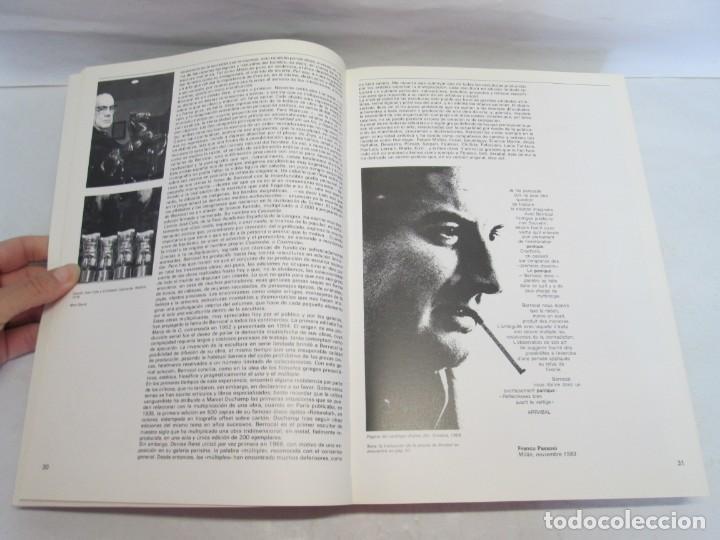 Libros de segunda mano: ANTOLOGIA BERROCAL 1955-1984. MINISTERIO DE CULTURA. 1984. VER FOTOGRAFIAS ADJUNTAS - Foto 11 - 153911642
