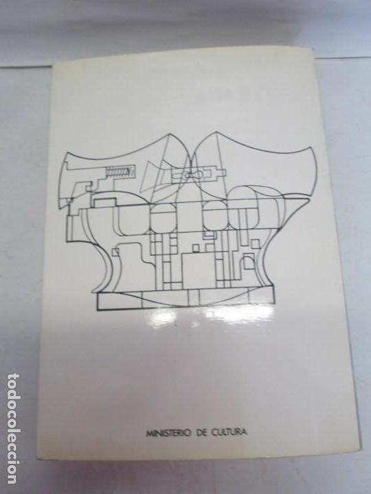 Libros de segunda mano: ANTOLOGIA BERROCAL 1955-1984. MINISTERIO DE CULTURA. 1984. VER FOTOGRAFIAS ADJUNTAS - Foto 18 - 153911642
