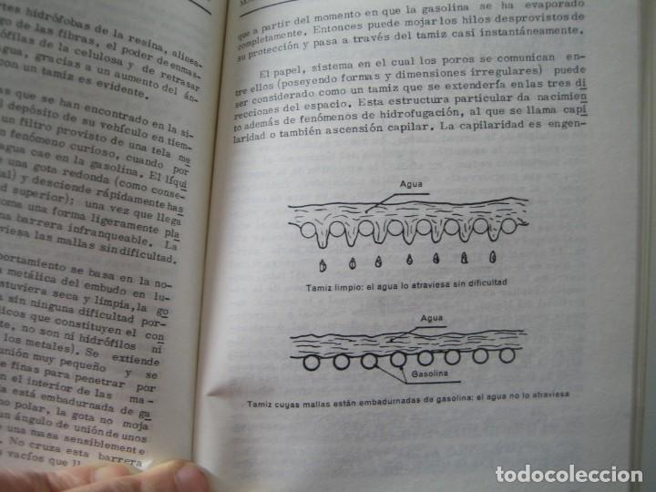 Libros de segunda mano: IMPRENTA, FISICO-QUIMICA DEL PAPEL - Foto 2 - 153944162