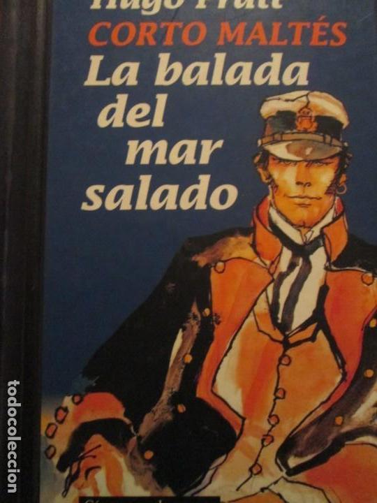 HUGO PRATT-LA BALADA DEL MAR SALADO (Libros de Segunda Mano - Bellas artes, ocio y coleccionismo - Otros)