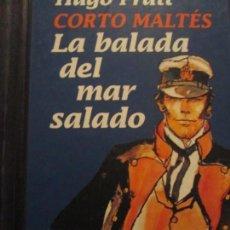 Libros de segunda mano: HUGO PRATT-LA BALADA DEL MAR SALADO. Lote 153988806