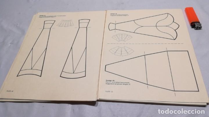 Libros de segunda mano: STAINED GLASS SHADES FOR SMALL LAMPS WITH FULL-SIZE TEMPLATES - PLANTILLAS LAMPARAS VIDRIO TEMPLADO - Foto 13 - 154038042