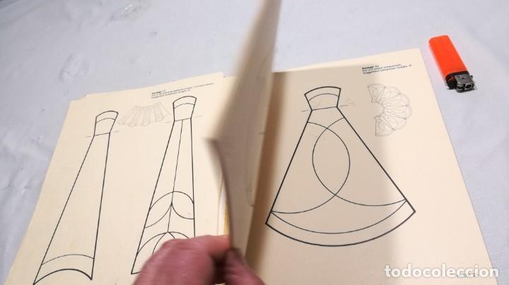 Libros de segunda mano: STAINED GLASS SHADES FOR SMALL LAMPS WITH FULL-SIZE TEMPLATES - PLANTILLAS LAMPARAS VIDRIO TEMPLADO - Foto 15 - 154038042