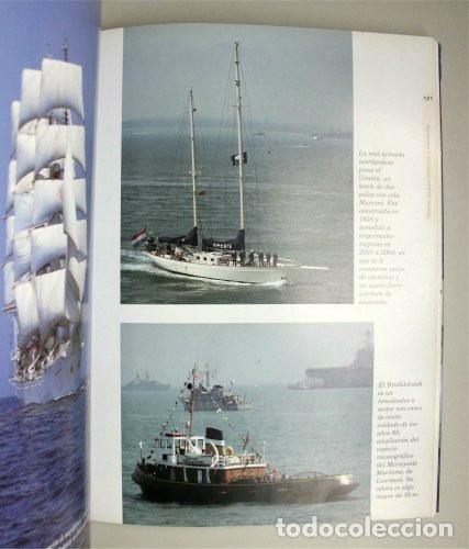 Libros de segunda mano: Armadas y veleros del mundo al comienzo del nuevo milenio. Real de Catorce. Año 2006 - Foto 3 - 160668781