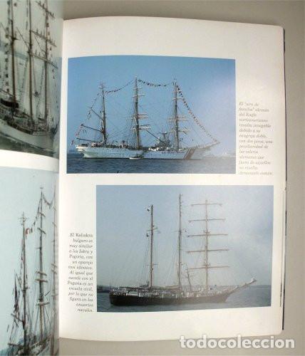 Libros de segunda mano: Armadas y veleros del mundo al comienzo del nuevo milenio. Real de Catorce. Año 2006 - Foto 4 - 160668781