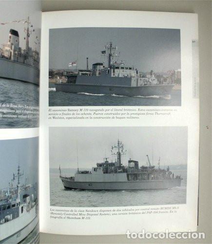 Libros de segunda mano: Armadas y veleros del mundo al comienzo del nuevo milenio. Real de Catorce. Año 2006 - Foto 5 - 160668781