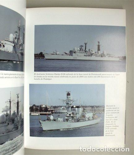 Libros de segunda mano: Armadas y veleros del mundo al comienzo del nuevo milenio. Real de Catorce. Año 2006 - Foto 6 - 160668781