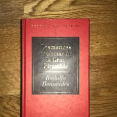 Libros de segunda mano - Dramáticas profecías de la gran pirámide Rodolfo Benavides - 154049685