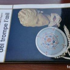 Libros de segunda mano: TECNICA DE TROMPE L´OLEIL 2 - DIPINGERE SU PORCELLANA - PINTURA EN PORCELANA. Lote 154075966