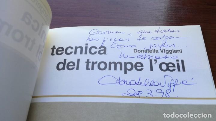 Libros de segunda mano: TECNICA DE TROMPE L´OLEIL 2 - DIPINGERE SU PORCELLANA - PINTURA EN PORCELANA - Foto 4 - 154075966