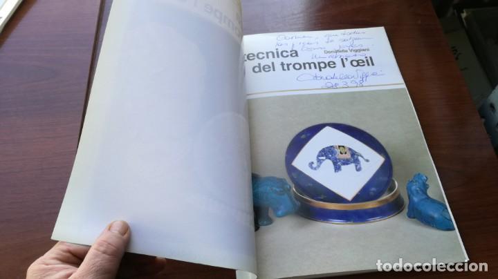 Libros de segunda mano: TECNICA DE TROMPE L´OLEIL 2 - DIPINGERE SU PORCELLANA - PINTURA EN PORCELANA - Foto 5 - 154075966