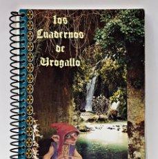 Libros de segunda mano: LOS CUADERNOS DE UROGALLO. MITOLOGÍA DE ASTURIAS.. Lote 154120222