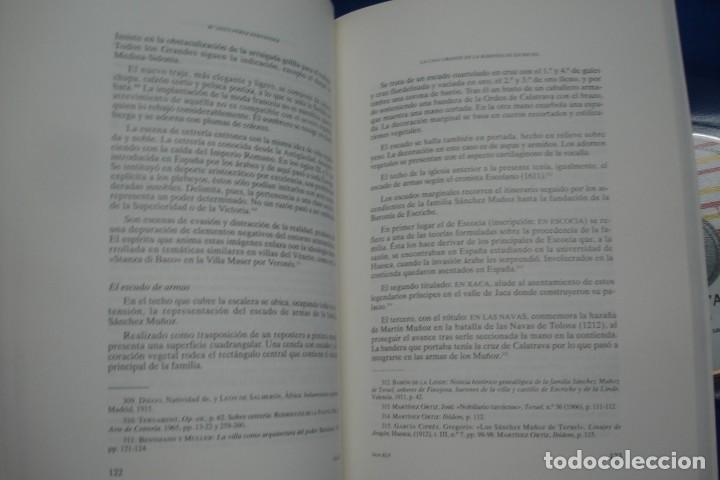 Libros de segunda mano: SEMINARIO DE ARTE ARAGONÉS XLV - INSTITUCIÓN FERNANDO EL CATÓLICO 1991 - Foto 2 - 154120878