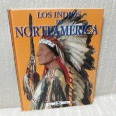 Libros de segunda mano: LOS INDIOS DE NORTEAMÉRICA - DAVID MURDOCH - BIBLIOTECA VISUAL ALTEA. Lote 154132874