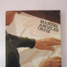 Libros de segunda mano: MANUEL ÁNGELES ORTIZ, EXPOSICIÓN HOMENAJE. MADRID: MINISTERIO DE CULTURA, 1980. Lote 154145142