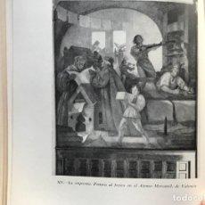 Libros de segunda mano: 1959. RARO. RAMÓN STOLZ Y SUS PINTURAS DE LA SALA DE FUEROS. FRANCISCO ALMELA Y VIVES, VALENCIA 1959. Lote 154171938