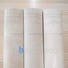 Libros de segunda mano: OBRAS COMPLETAS. DOSTOYEVSKI. AGUILAR . Lote 154184798