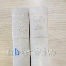 Libros de segunda mano: OBRAS COMPLETAS. SHAKESPEARE. AGUILAR . Lote 154185234