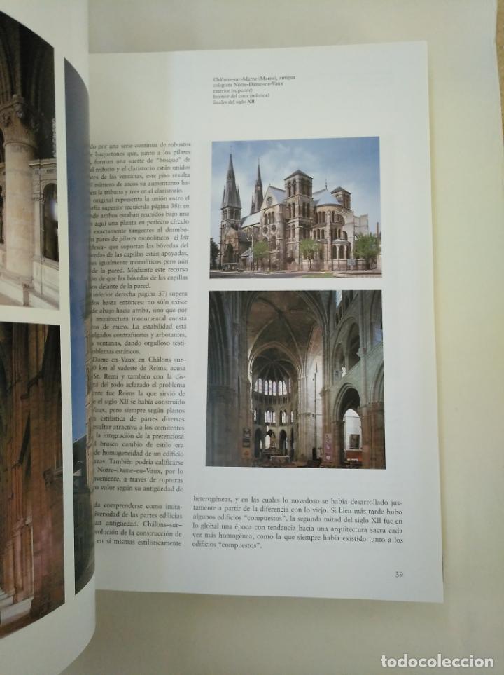Libros de segunda mano: EL GÓTICO. ARQUITECTURA. ESCULTURA. PINTURA. KÖNEMANN. ARM20 - Foto 2 - 154212546