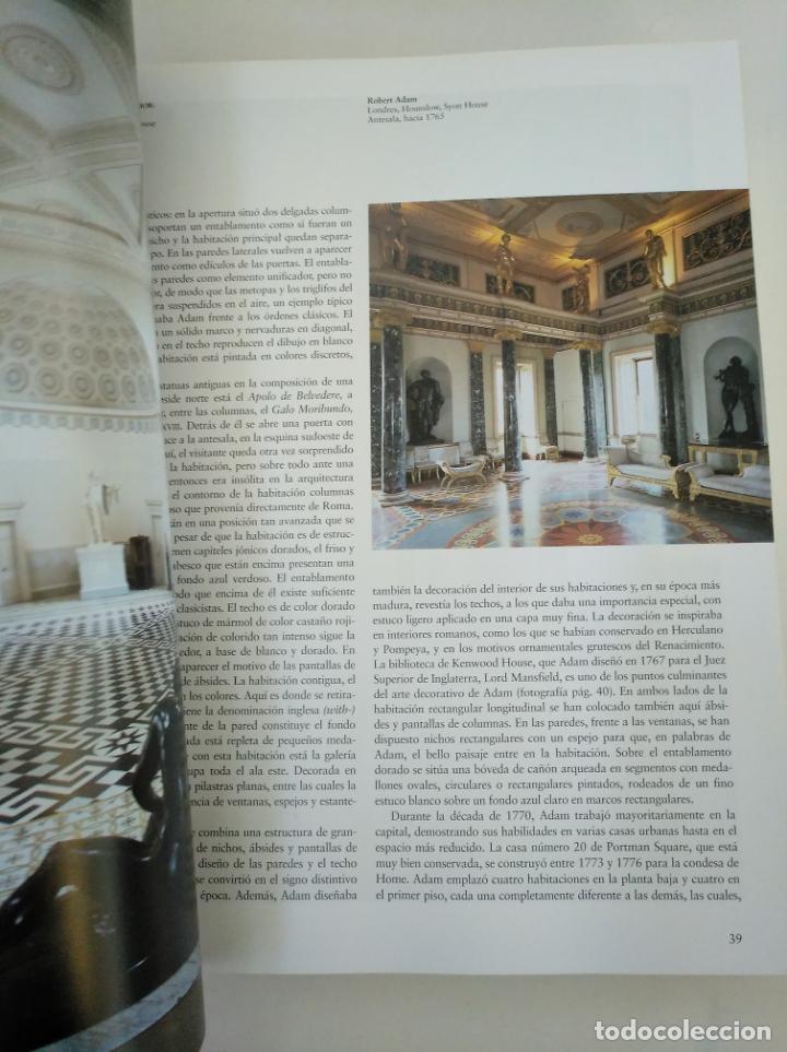 Libros de segunda mano: NEOCLASICISMO Y ROMANTICISMO: ARQUITECTURA, ESCULTURA, PINTURA, DIBUJO. KONEMANN. ARM20 - Foto 2 - 154212710