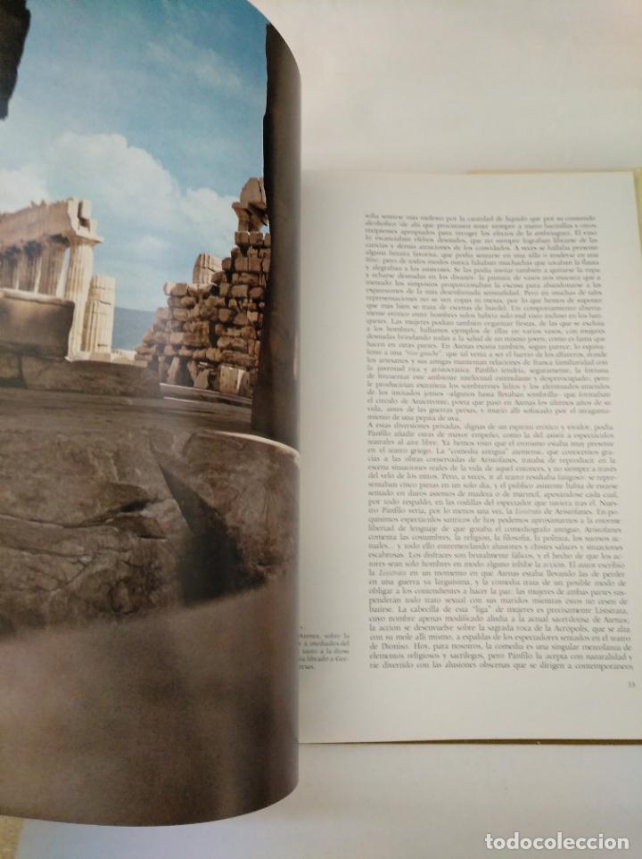 Libros de segunda mano: EROS EN GRECIA. JOHN BOARDMAN Y EUGENIO LA ROCCA. EDICIONES DAIMON. ARM20 - Foto 3 - 154213786