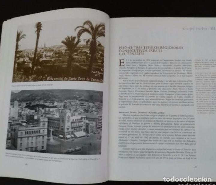 Libros de segunda mano: C.D. Tenerife 1922-1997, 75 AÑOS DE historia - J. Arencibia torres - canarias - Foto 2 - 154217222
