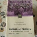 Libros de segunda mano: HISTORIA VERDADERA DE LA CONQUISTA DE LA NUEVA ESPAÑA. Lote 154231510
