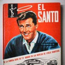 Libros de segunda mano: EL SANTO TOMO 2 DE LA FAMOSA SERIE DE TV BASADA EN LAS NOVELAS DE LESLIE CHARTERIS ROGER MOORE. Lote 154239410