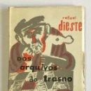 Libros de segunda mano: DOS ARQUIVOS DO TRASNO. - DIESTE, RAFAEL.. Lote 154272554