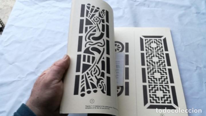 Libros de segunda mano: CELTIC CUT & USE STENCILS 61 FULL SIZE STENCILS PRINTED ON DURABLE PAPER - 61 PLANTILLAS CELTICO - Foto 13 - 154300478
