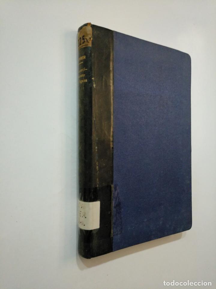Libros de segunda mano: ABASTECIMIENTO DE AGUAS. BOMBAS E INSTALACIONES HIDRAULICAS. RICARDO FERRER. 1952. TDK372 - Foto 3 - 154317422