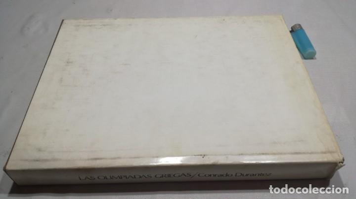 Libros de segunda mano: LAS OLIMPIADAS GRIEGAS, CONRADO DURANTEZ. ED.COMITE OLIMPICO - Foto 2 - 154336634