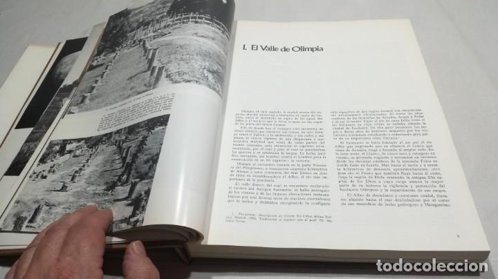 Libros de segunda mano: LAS OLIMPIADAS GRIEGAS, CONRADO DURANTEZ. ED.COMITE OLIMPICO - Foto 13 - 154336634