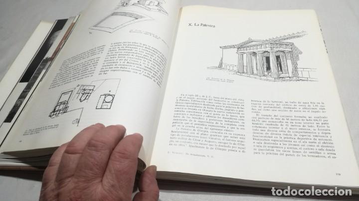 Libros de segunda mano: LAS OLIMPIADAS GRIEGAS, CONRADO DURANTEZ. ED.COMITE OLIMPICO - Foto 19 - 154336634