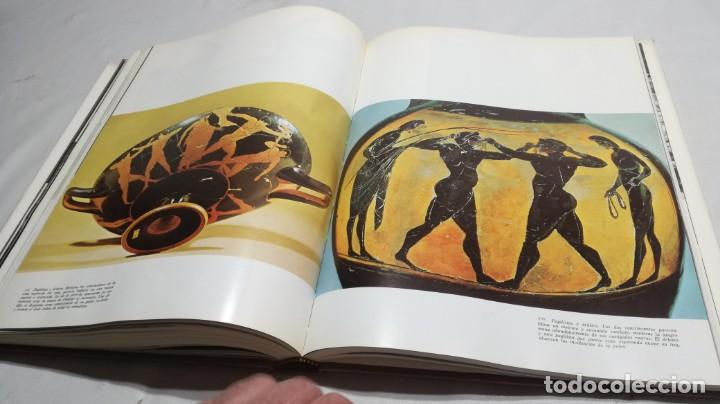 Libros de segunda mano: LAS OLIMPIADAS GRIEGAS, CONRADO DURANTEZ. ED.COMITE OLIMPICO - Foto 23 - 154336634