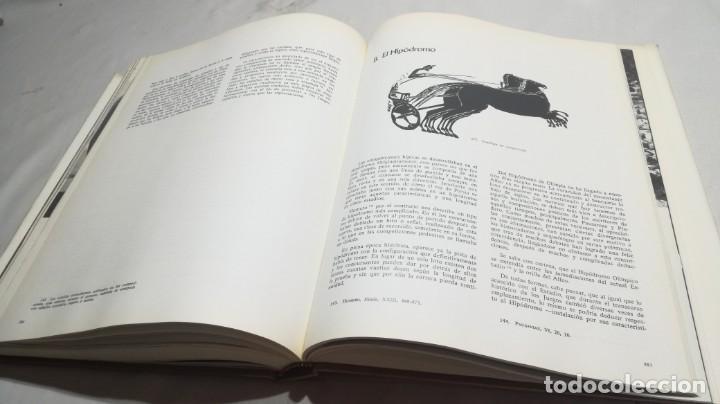 Libros de segunda mano: LAS OLIMPIADAS GRIEGAS, CONRADO DURANTEZ. ED.COMITE OLIMPICO - Foto 26 - 154336634
